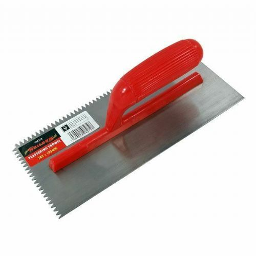 11 Inch Plastering Trowel Serrated & Smooth 125 X 280Mm